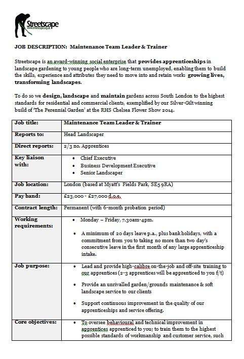 Team Lead Job Description Inside Sales Manager Job Description